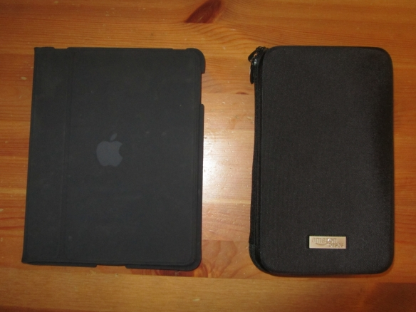 With iPad